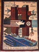 World Trade Center 9 The Condition Of This New War Rug Is Excellent Extremely Well Knotted And Truly Stands Out As Such