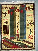 WTC War Rugs Without Leaflet Banner